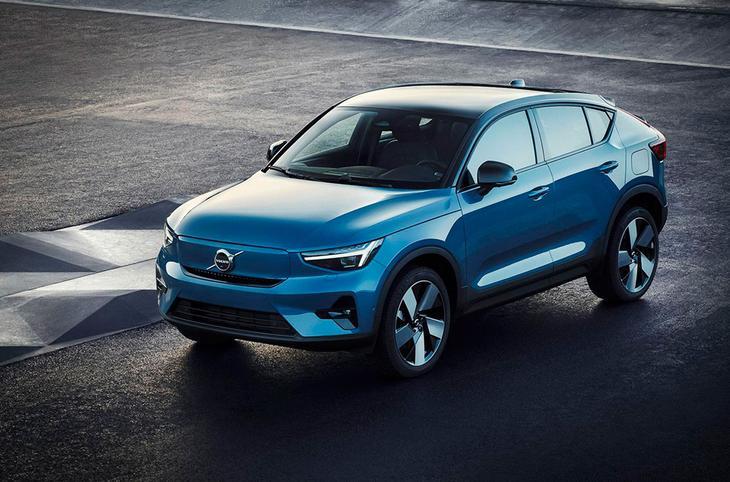Новый Volvo C40 Recharge: Вестник новой эры