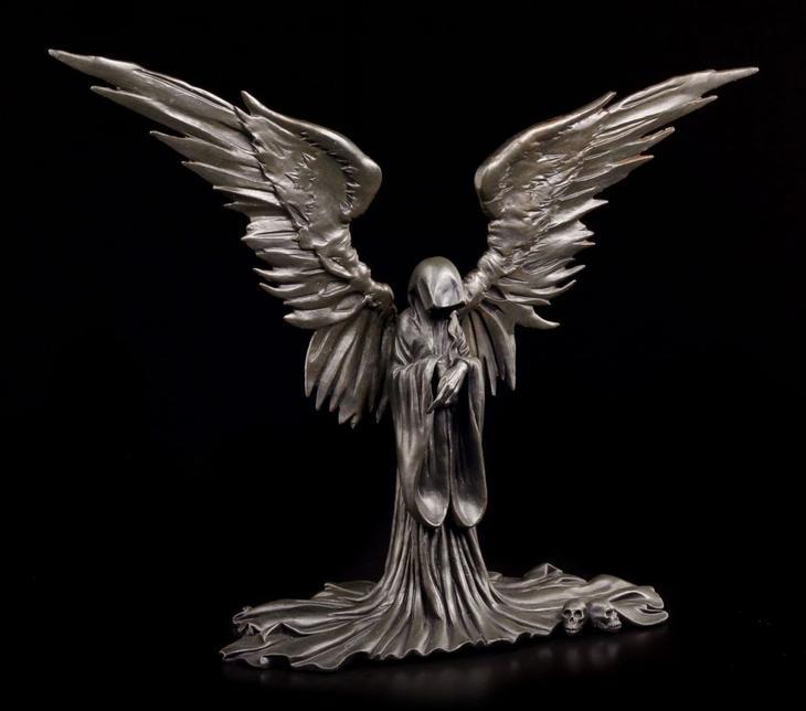 Ангел смерти – 6 мрачных мистических суеверий