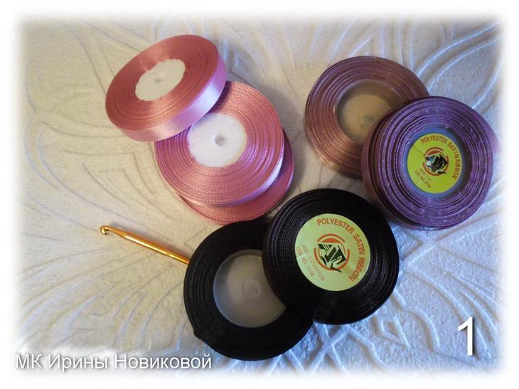 вязание крючком handmade