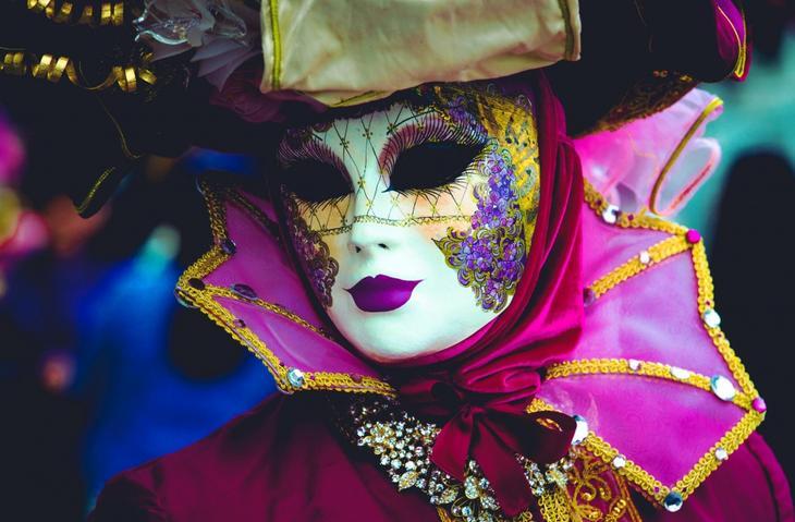Venetsianskiy karnaval foto 13