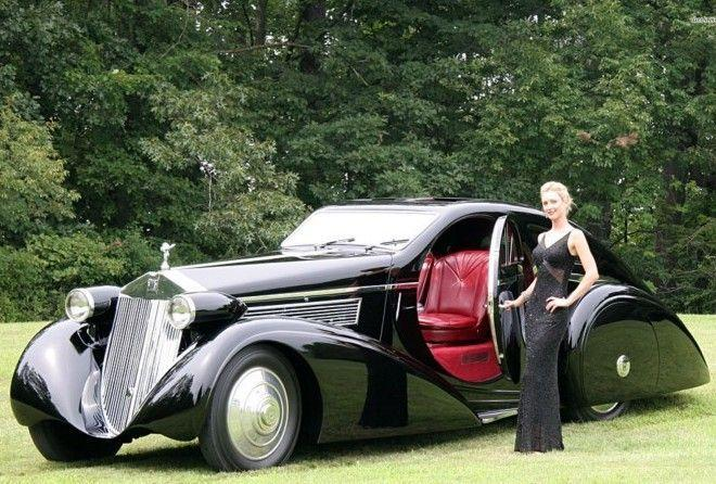 10 раритетных и узнаваемых автомобилей, на которых вершилась история