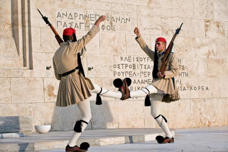 Греция Стиль, армия, военные, мир, мода, одежда, форма