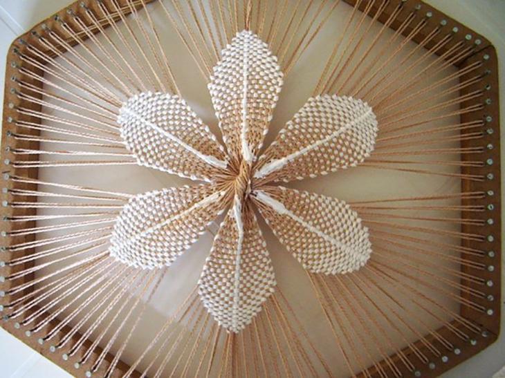 Вязание на луме