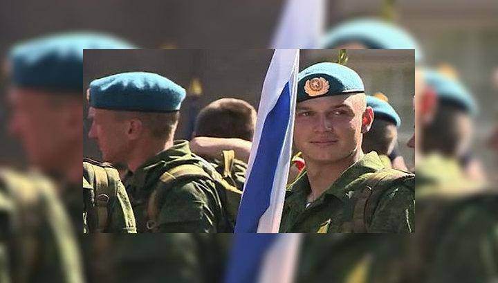 Триумф Псковского ВДВ на Марше мира