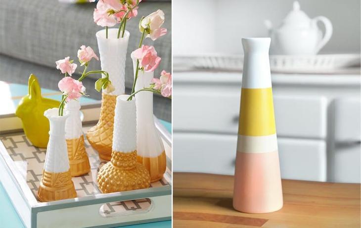Идеи для росписи керамических ваз