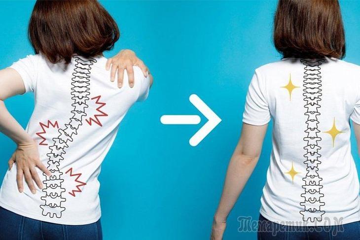 Эффективные и безопасные упражнения для лечения сколиоза!