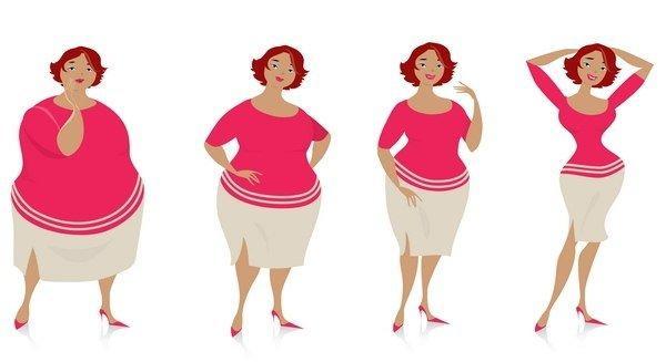 Как похудеть на 60 кг за полгода без лекарств и голодных диет?