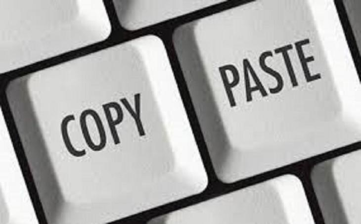 Как копировать и вставлять текст с помощью клавиатуры