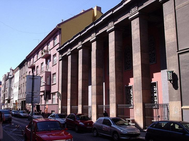 Синагога в Братиславе