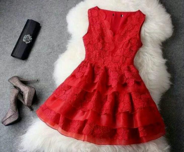 Сонник красное Платье ? приснилось, к чему снится красное Платье во сне видеть?