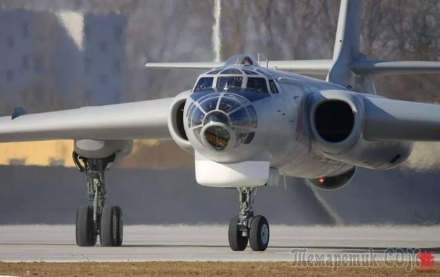 Как Ту-16 по ошибке поразил атомный ракетный крейсер ВМФ США