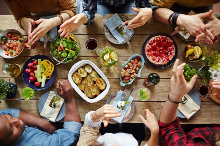 Как правильно сочетать продукты, правда и мифы о сочетании продуктов