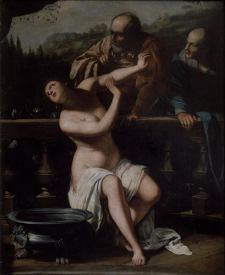 «Сусанна и старцы» (1649)