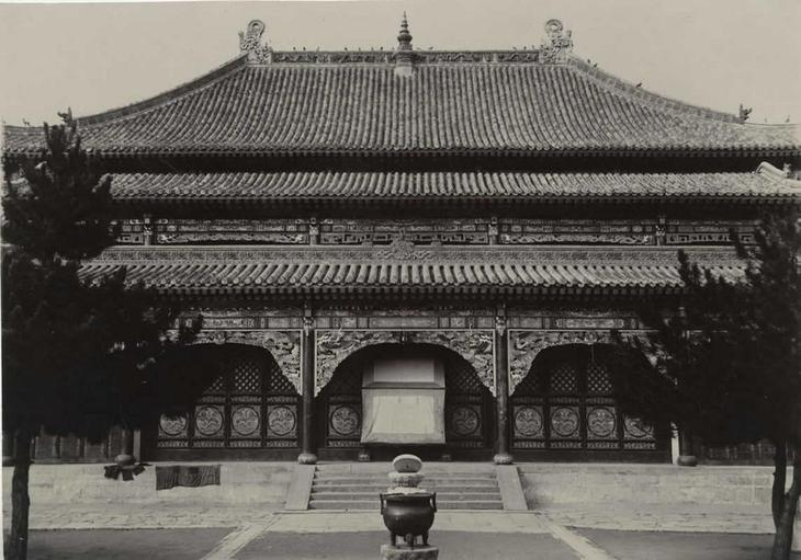 Редчайшие кадры Китая времён династии Цин: природа, люди, города безвозвратно ушедшей эпохи 15