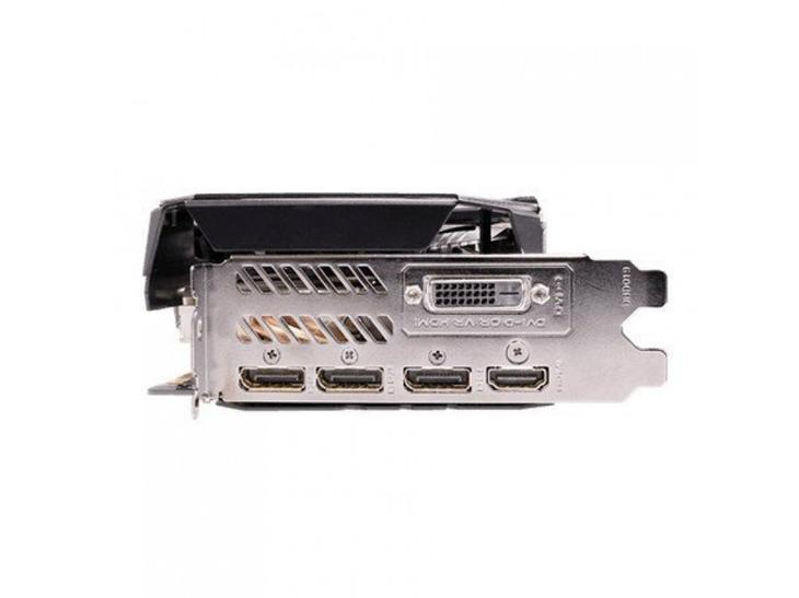 Рис.10 Видеовыходы Aorus GeForce GTX 1080 xtreme edition.
