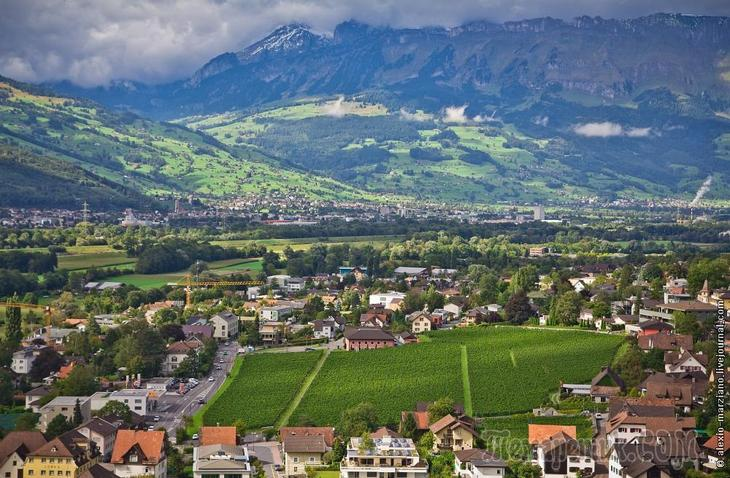 Лихтенштейн пересмотрел итоги Второй мировой войны