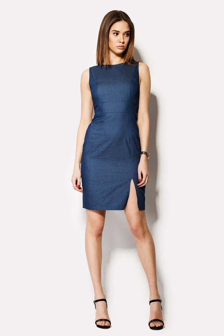 544043b8efec7a6 Хотите иметь в своем гардеробе одежду, в которой вы уместно и  привлекательно выглядели бы в любой ситуации? Тогда обязательно приобретите  джинсовое платье.