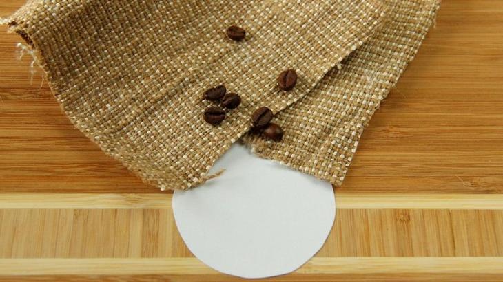 Кофейные зерна для поделок