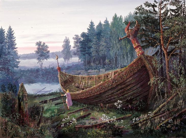 6. Русальная неделя. древние славяне, история, обряды