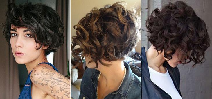укладка на бигуди средние волосы