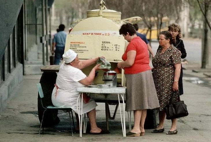 Хорошо ли жили в СССР-8 фото-