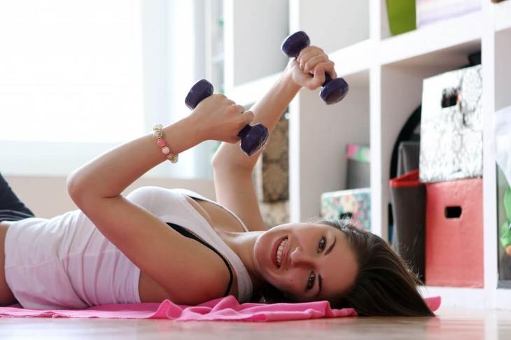 Упражнений, прокачивающих мышцы, существует масса