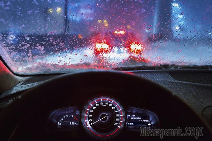 Как ездить в дождь — 7 правил. Этому не учат в автошколах