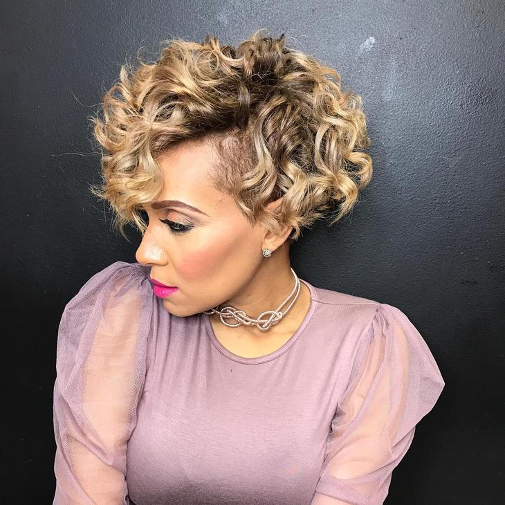 оттенки волос, популярные в 2019 фото 9