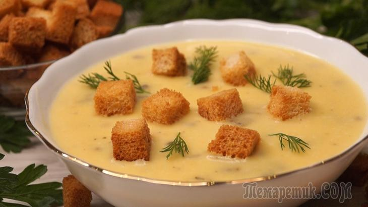 Популярный суп, который сводит всех с ума!