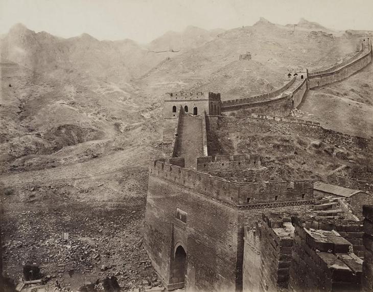 Редчайшие кадры Китая времён династии Цин: природа, люди, города безвозвратно ушедшей эпохи 2