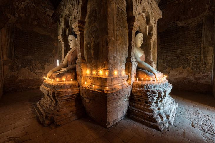 Паган — древняя столица одноимённого царства