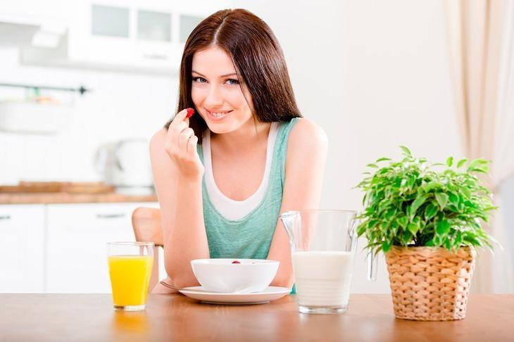 Выстраивайте режим питания по сезону