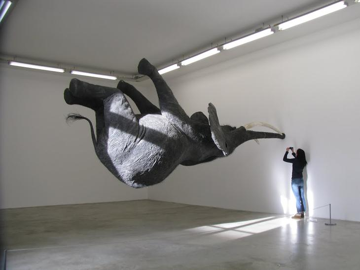 Самые невероятные статуи слонов. Фото