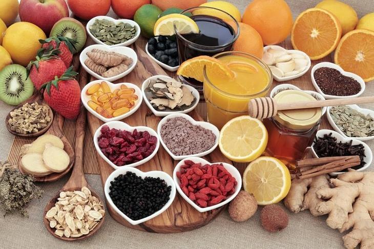 Тщательно спланируйте свой рацион питания