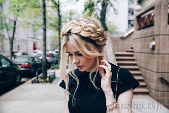 Красивые косы на длинные волосы пошагово