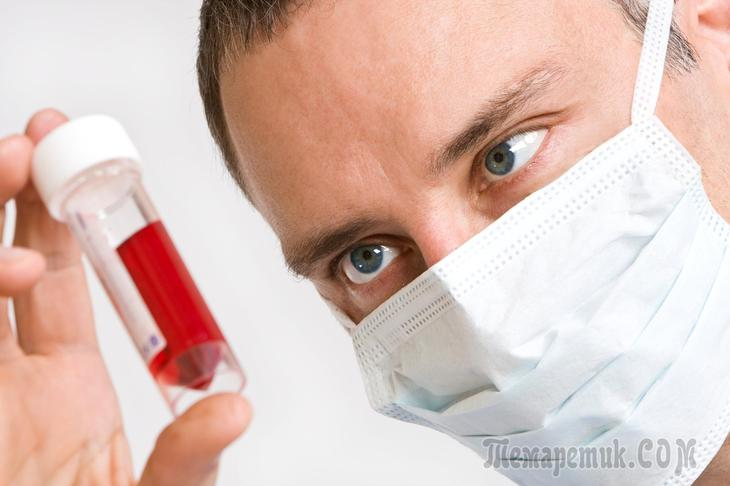 Тяжелые заболевания крови