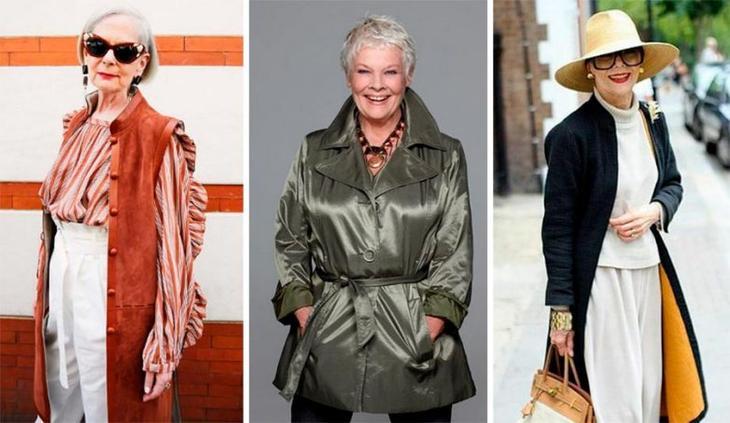 Как одеваются стильные бабушки