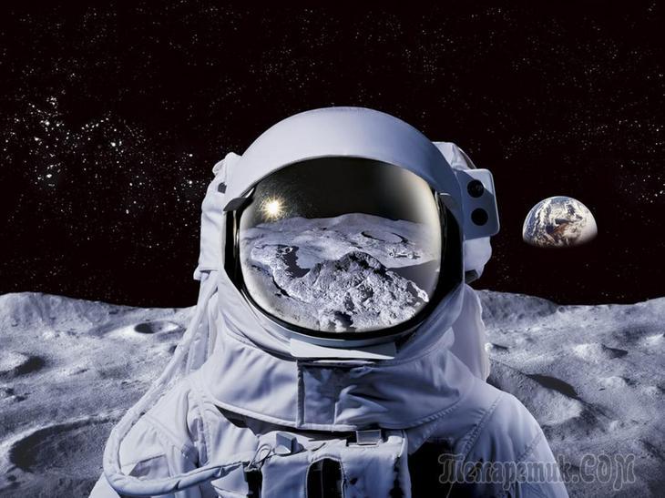Эти странные вещи на самом деле происходили с астронавтами в космосе