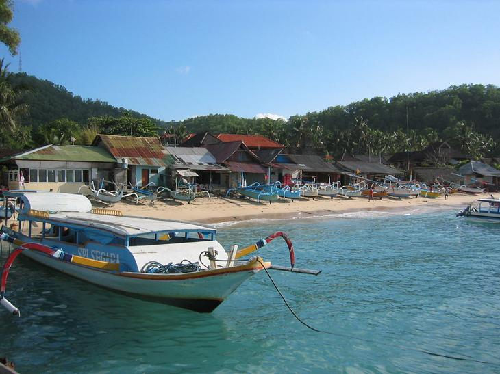 Порт Падангбай