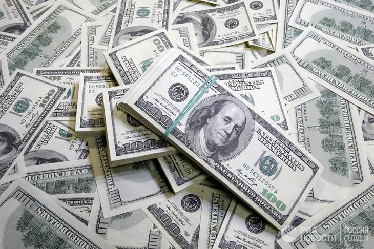 Слитки вместо долларов Fullsize