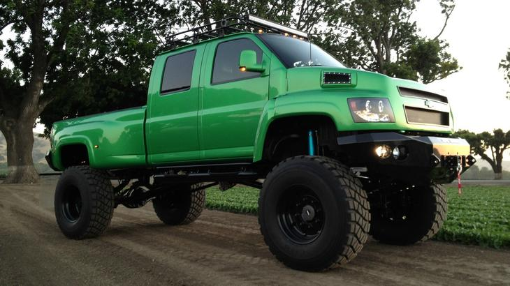 Chevrolet Kodiak. авто, рекордсмены, факты