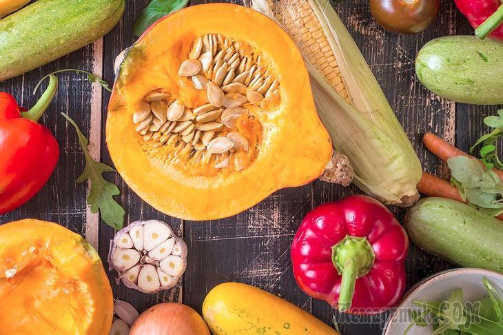 Топ-10 самых легких в выращивании овощей