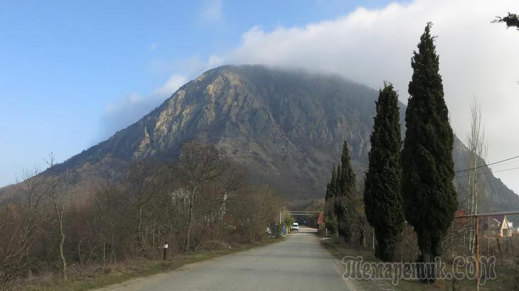 На гору Аю Даг к подснежникам и крокусам