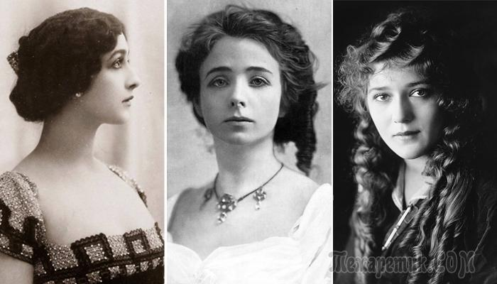 Светские львицы, актрисы и обитательницы борделей: женщины, которых 100 лет назад считали эталоном красоты