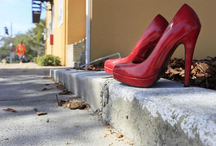 Сонник потерять туфли к чему снится потерять туфли во сне