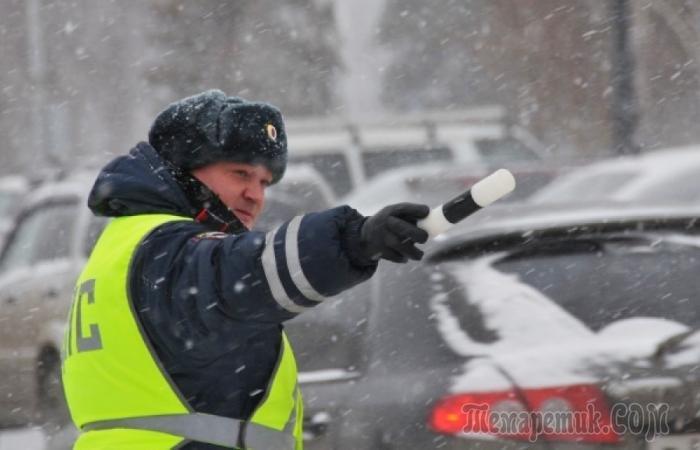 За какие «грешки» водители точно получат новые штрафы нынешней зимой