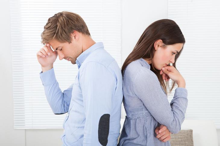 Кризисные года в браке