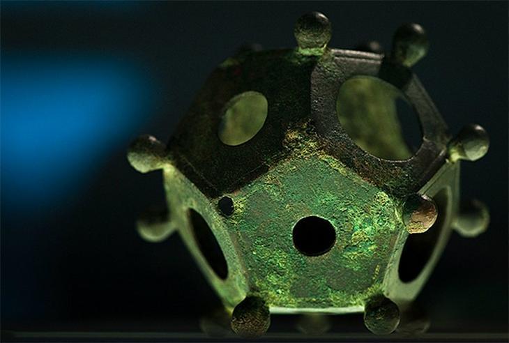Загадки истории: таинственный римский додекаэдр