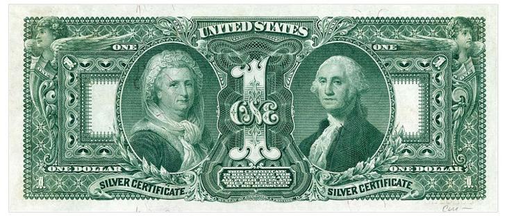 дизайн американских банкнот 9
