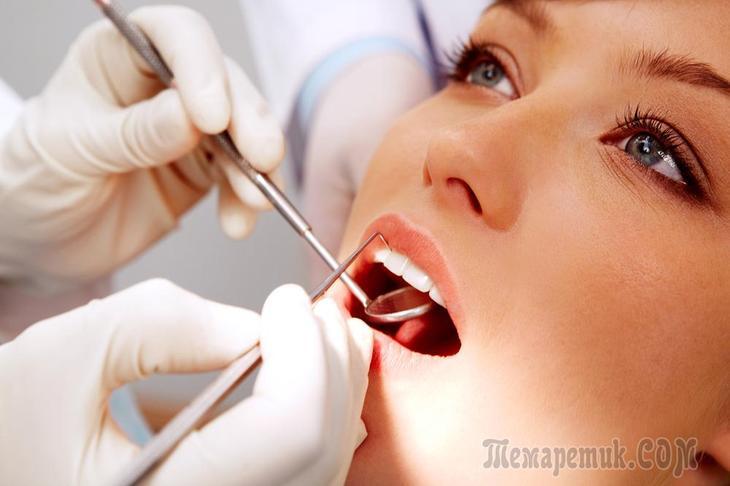Откололся зуб и болит что делать - ПрофиМед